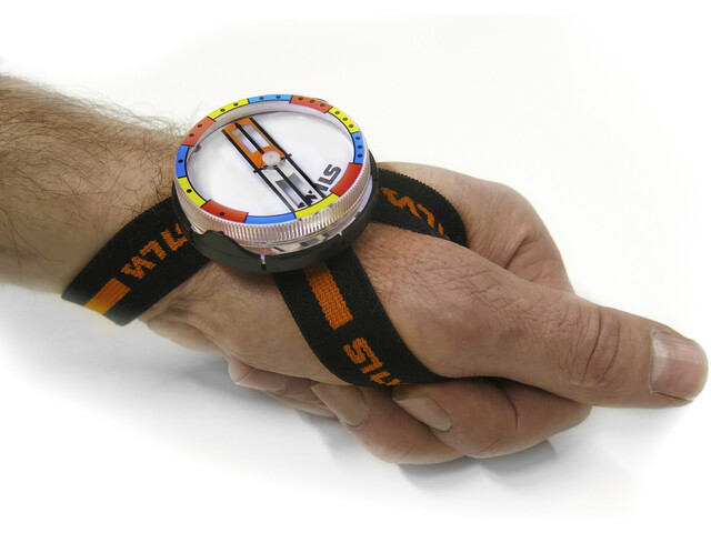 Silva 66 OMC Spectra Compass with Wristband